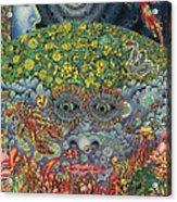 Eyes Of The Mind Acrylic Print