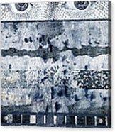Eyes On Seven Acrylic Print