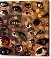 Eyez Acrylic Print