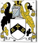 Eyre Coat Of Arms Irish Acrylic Print