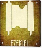 Ezekiel Acrylic Print