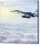 F-15 Eagle Acrylic Print