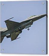 F-16 Falcon Acrylic Print