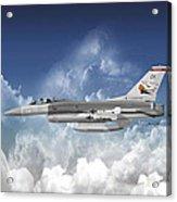 F-16c Falcon Acrylic Print