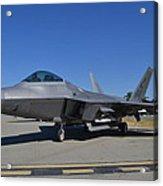 F-22 Raptor 2 Acrylic Print