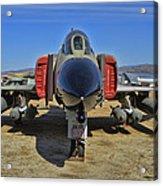 F-4c Phantom II Acrylic Print