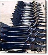 F-4e Phantom II Aircraft Acrylic Print