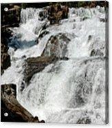 F Stop Glen Alpine Falls Acrylic Print