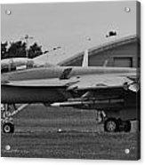 F18 Super Hornet Acrylic Print