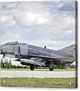 F4e Phantom II  Aircraft Acrylic Print