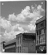 Facade In Missouri  Acrylic Print