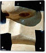 Face On Acrylic Print
