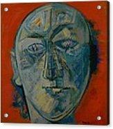 facebook No.1 Acrylic Print