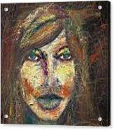 Faces 18 Acrylic Print