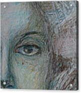 Faces - Right Acrylic Print