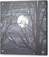 Fade To Black Acrylic Print