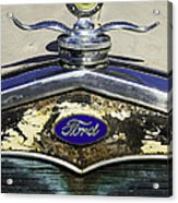 Faded Ford Acrylic Print