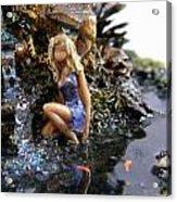 Faerie Reflection Acrylic Print