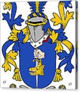 Fahey Coat Of Arms Irish Acrylic Print