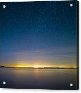 Faint Milky Way Acrylic Print