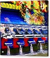 Fair Games Acrylic Print