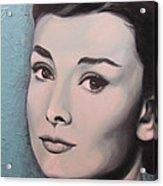 Fair Lady Acrylic Print