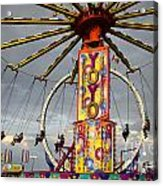 Fairground Fun 4 Acrylic Print