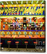 Fairground Fun Sideshow 2 Acrylic Print