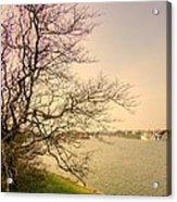 Fairhaven Lake Acrylic Print