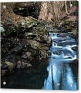 Fairmont Falls Acrylic Print