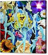 Fairy Dance Acrylic Print