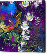 Fairy Dusting Acrylic Print