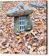 Fairy House Acrylic Print