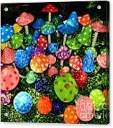 Fairy Kingdom Acrylic Print