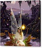 Fairy Princess Acrylic Print by Garry Walton