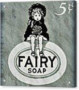Fairy Soap Acrylic Print