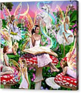 Fairy Story Acrylic Print