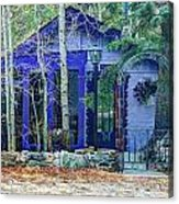 Fairy Tale In The Woods Acrylic Print