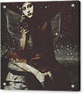 Fairy The Rest Acrylic Print