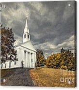 Faith Embrace Acrylic Print