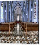 Faith Evermore Acrylic Print