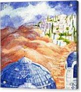 Faith Journey Acrylic Print