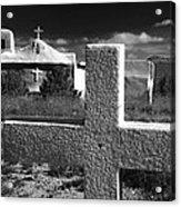 Faith - New Mexico  Acrylic Print
