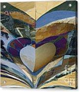 Faithful Heart Acrylic Print