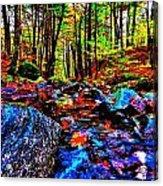 Fall 2014 Ultra 36 Acrylic Print