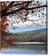 Fall Approaching Acrylic Print