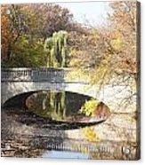Fall Bliss Acrylic Print