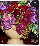 Fall Centerpiece Acrylic Print