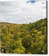 Fall Color Hills Mi 1 Acrylic Print