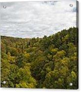 Fall Color Hills Mi 2 Acrylic Print